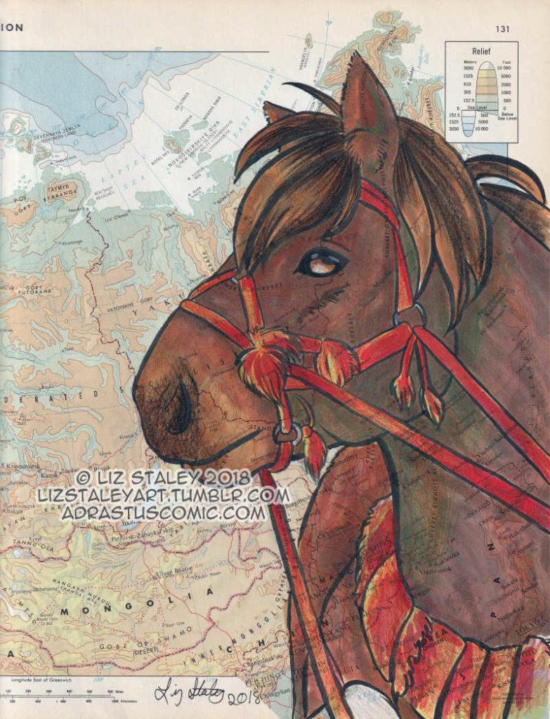 Heihe Horse