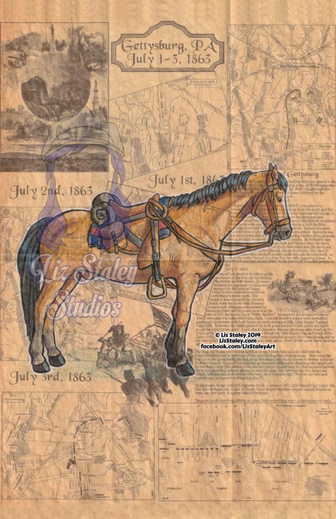 Union Horse