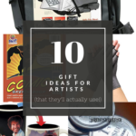 10 Gift Ideas for Artists