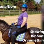 My Riding Ambitions