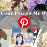Now Pinning on Pinterest!